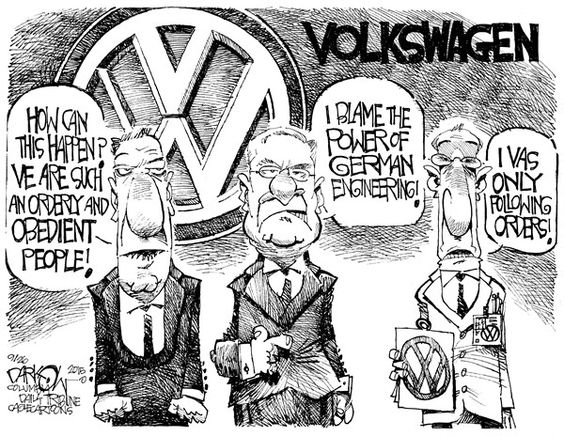 VW emission scandal